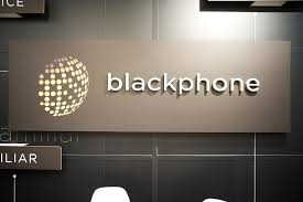 BLACKPHONE. A NEW PRIVACY PHONE.