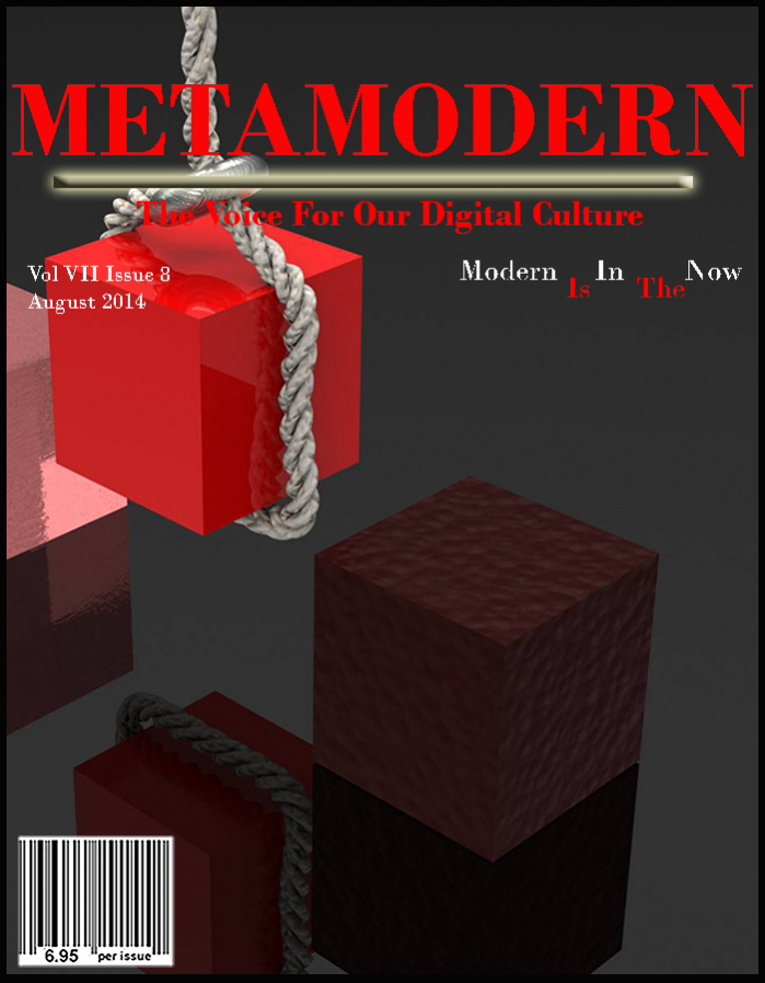 METAMODERN MAGAZINE AUGUST 2014