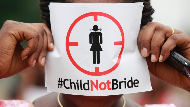 11 YEAR OLD CHILD BRIDE, DENOUNCES MARRIAGE