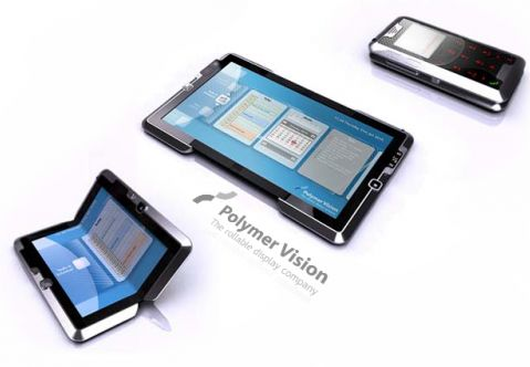 THE FLEXIBLE PHONE PHABLET AND TABLET