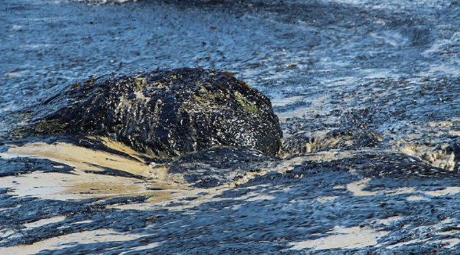 SANTA BARBARA OIL SPILL MAY 2015