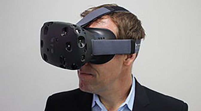 VIRTUAL REALITY IMMERSION HAS VIRTUALLY ARRIVED