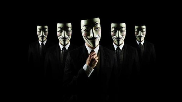 ANONYMOUS. WHAT DOES THE MASK MEAN?