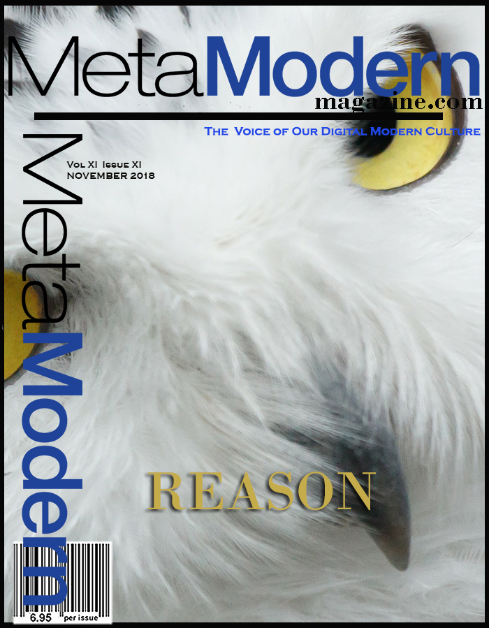 METAMODERN THE VOICE OF OUR DIGITAL CULTURE ...METAMODERN MAGAZINE FOR THE METAMODERNISM ERA
