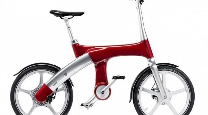 THIS CHAINLESS E-BIKE IS 'A CAR WITH TWO WHEELS'…