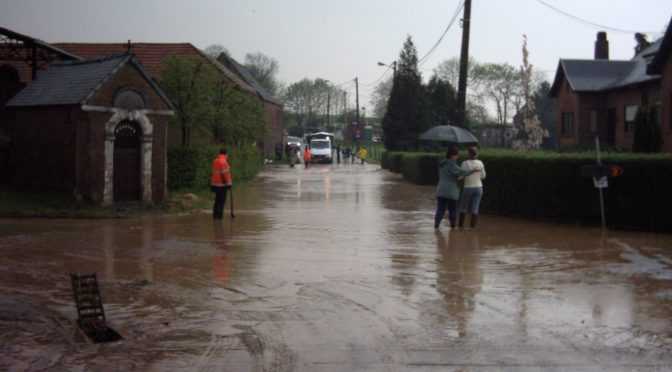 SHARP JUMP IN NUISANCE FLOODING